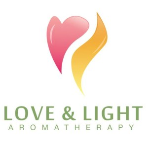 logo love and light aromatherapy
